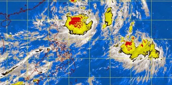 Tropical Storm Inday July 31, 2014