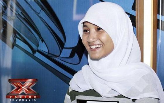 Fatin Shidqia Lubis Idola Baru X Factor Indonesia