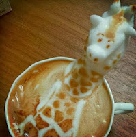 Kahve Falında Zürafa
