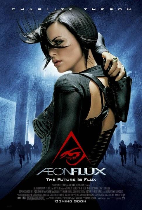 Aeon Flux สวยเพชฌฆาต