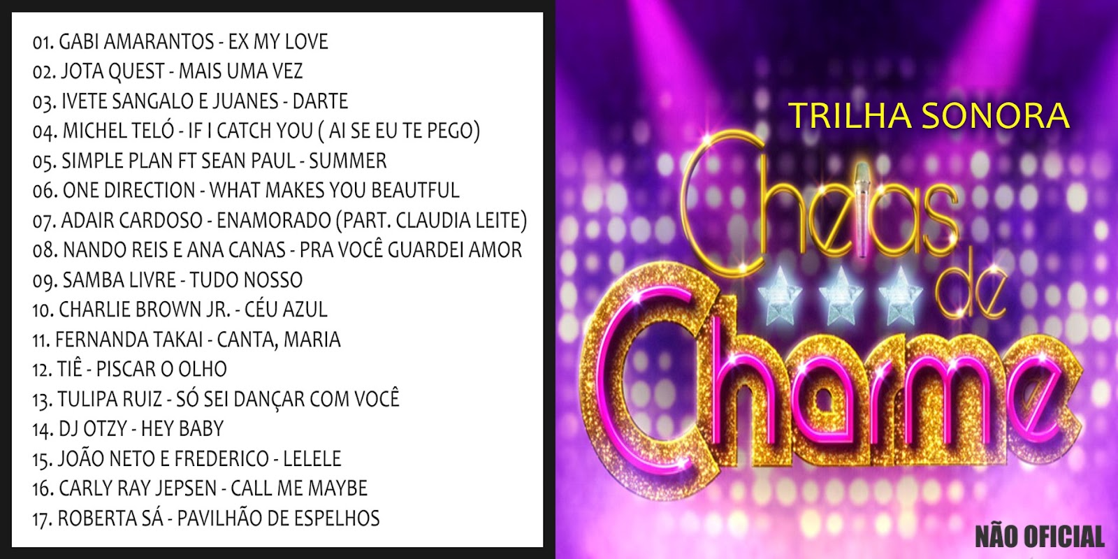 Download da musica without love hairspray