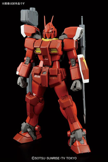 Gundam Build Fighters try Amazing Red Warrior