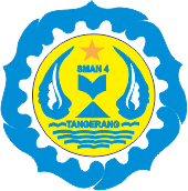 Logo SMA Negeri 4 Kota Tangerang