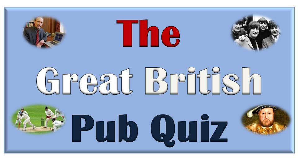 The great british pub quiz 2017 interactive dvd crackpots