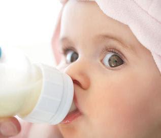 Horaire alimentation bébé