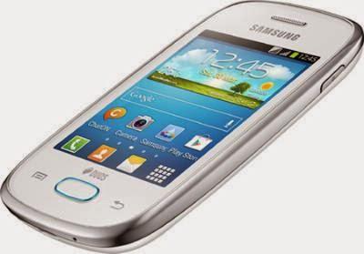 Spesifikasi Samsung Galaxy Y Neo