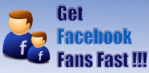 increase without buy Facebook fans image phtot