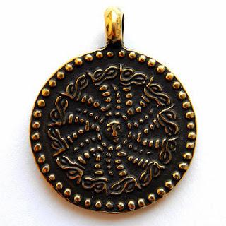купить Змеевик с изображением Св.Георгия Победоносца
