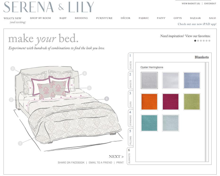 Sugar Fresh Serena Amp Lily Make Your Bed