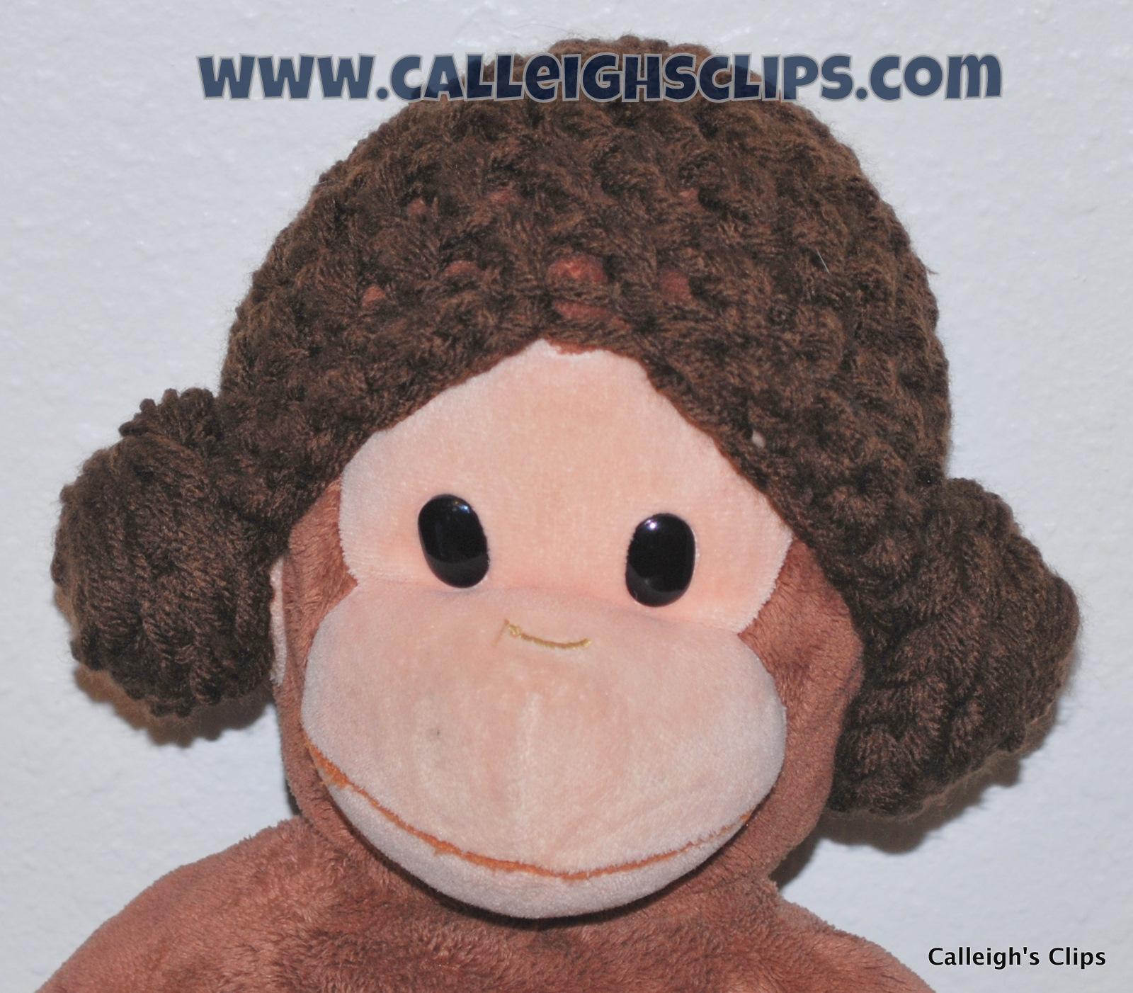 Crochet Pattern Princess Leia Hat : Calleighs Clips & Crochet Creations: Star Wars : Princess ...