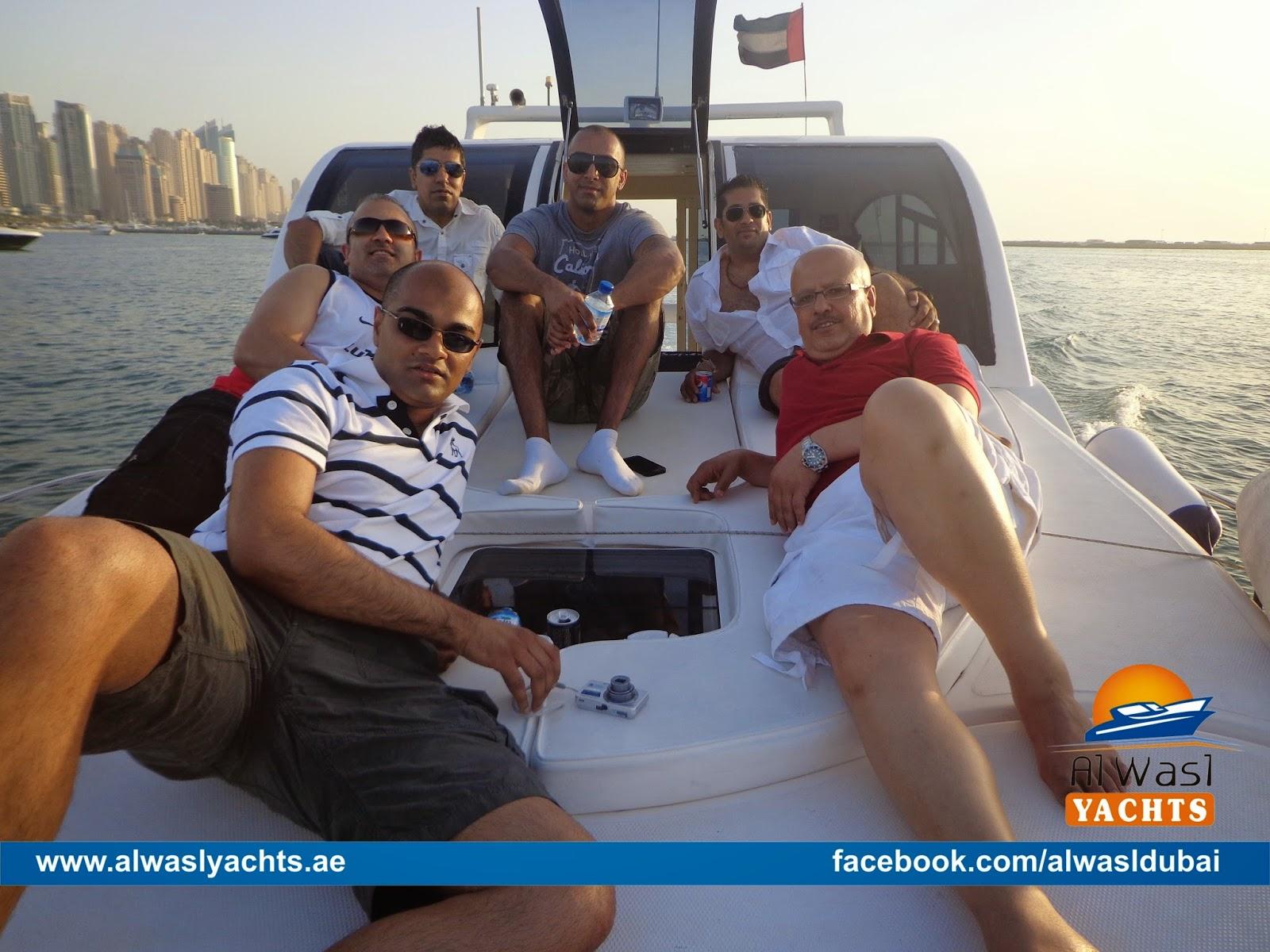 Rent a Yacht Dubai