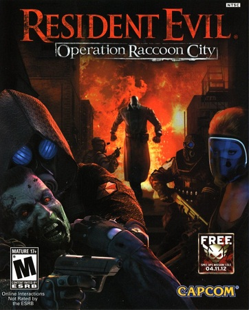 Resident Evil: Operation Raccoon City PC Cover