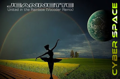 Cyber Space feat.Jeannette - United in the Rainbow (Vocoder Remix)