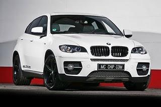 BMW X6 X-Drive
