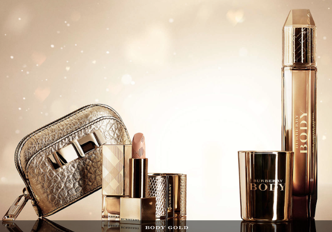 burberry maquillage noel 2013 make up holiday