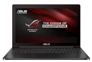 Harga Laptop Gaming Asus ROG G751JT