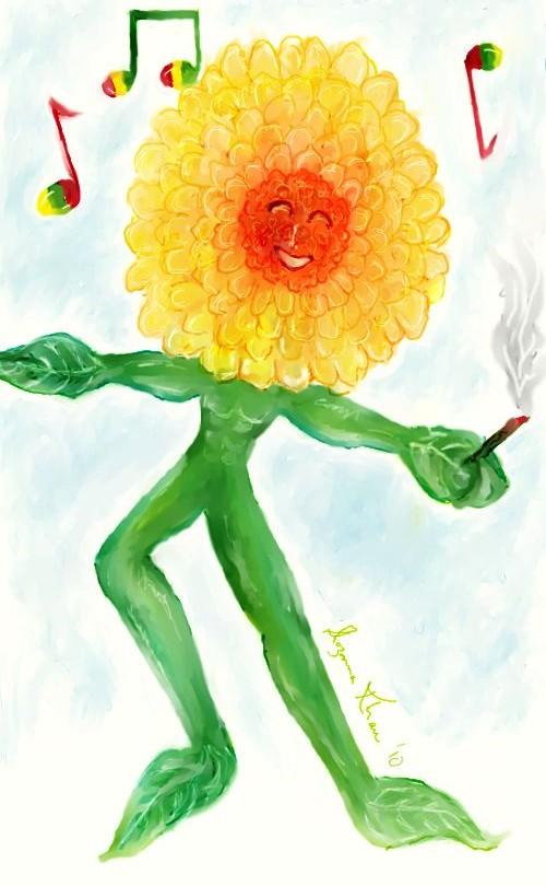 Roots, Rock Reggae: Chrysanthemum