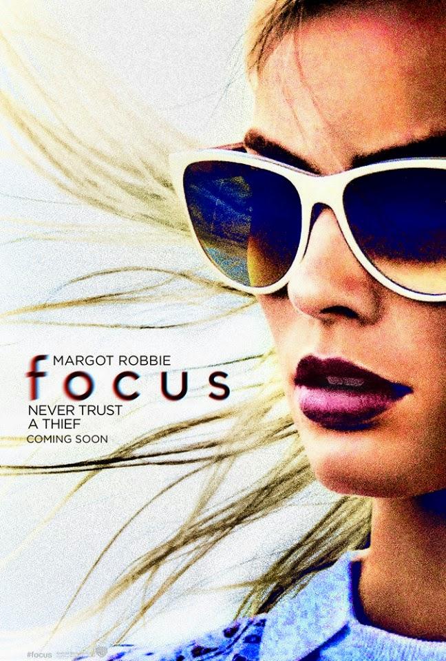 focus margot robbie