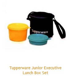 Tupperware executive lunch