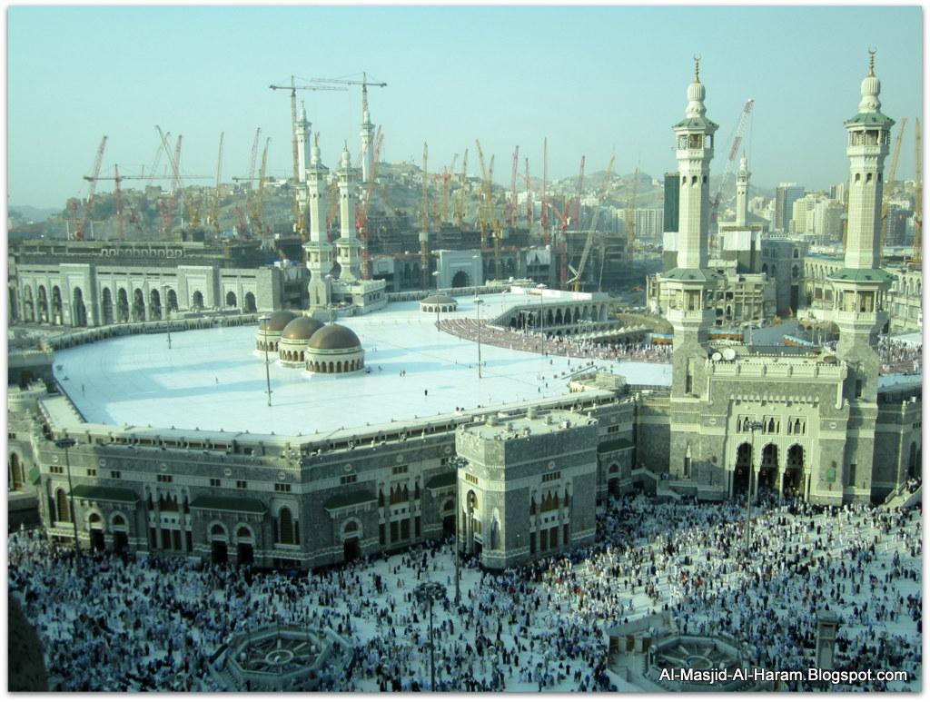 Pictures of Al Masjid Al Haram: February 2013