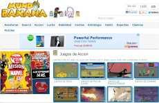 Mundo Banana: juegos online gratis