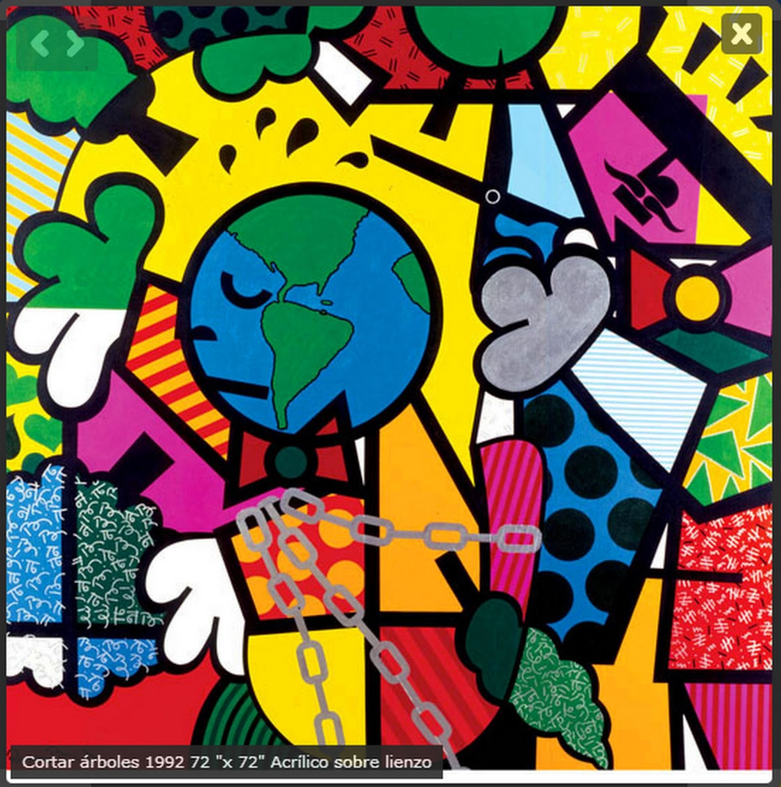 Pinturas cuadros lienzos imagenes arte de brito for Cuadros coloridos modernos