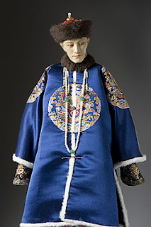 Portrait of Kuang Hsu aka. Guangxu Emperor bu George Stuart
