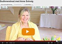 ANNE BERÄTTAR OM RETREAT