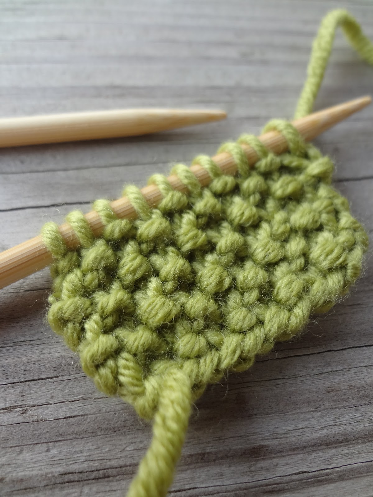 Knitting Stitches Seed Stitch : Fiber Flux: How to Knit Seed Stitch