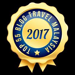 Top 55 Blog Travel Malaysia 2017