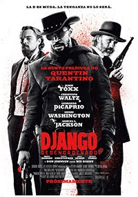 Django desencadenado (Quentin Tarantino, Estados Unidos)