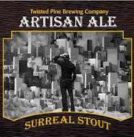 Twisted Pine Surreal Stout