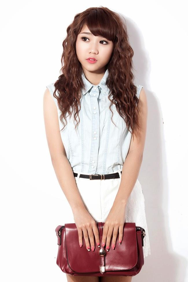Miss Teen Thu Trang đẹp phong cách cá tinh