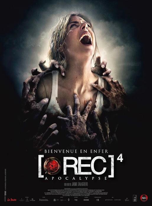 """""""[REC] 4 Apocalipse"""" ganha pôsteres individuais dos personagens"""