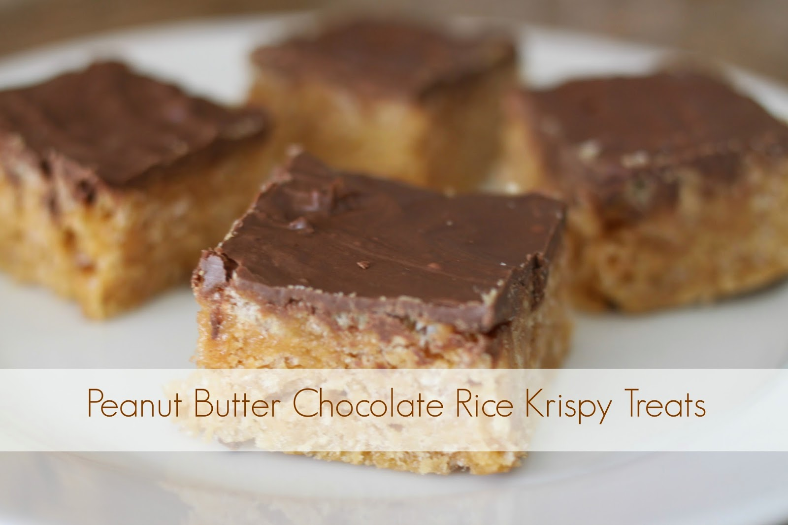 krispie treats chocolate peanut butter cup layered krispie treats ...