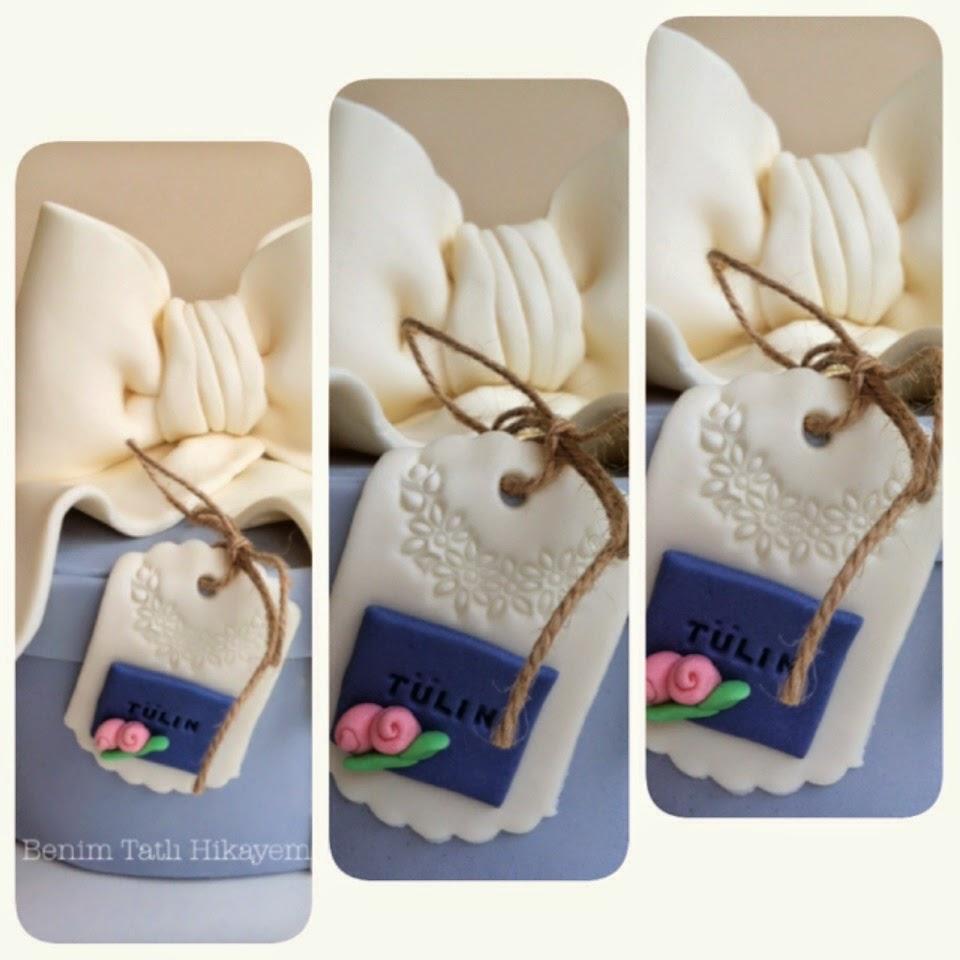 lila doğum günü pastası