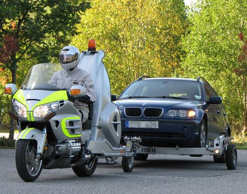 Nuevas motos de de la Guardia Civil con cámaras incorporadas Mm4