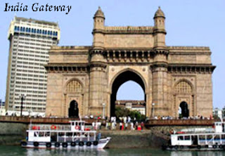 Gateway of India is the first landmark