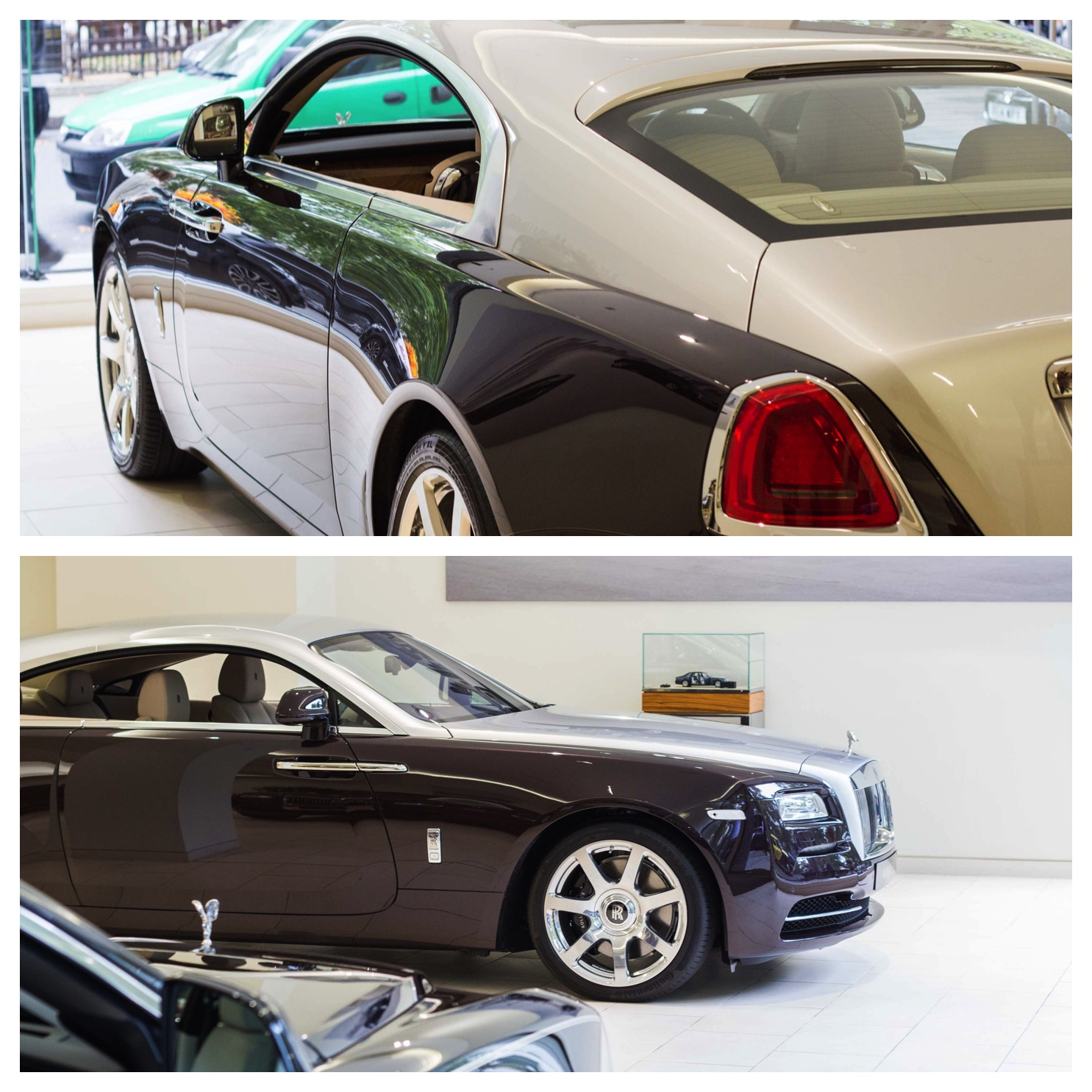 The Most Powerful Rolls-Royce Ever Built, Wraith