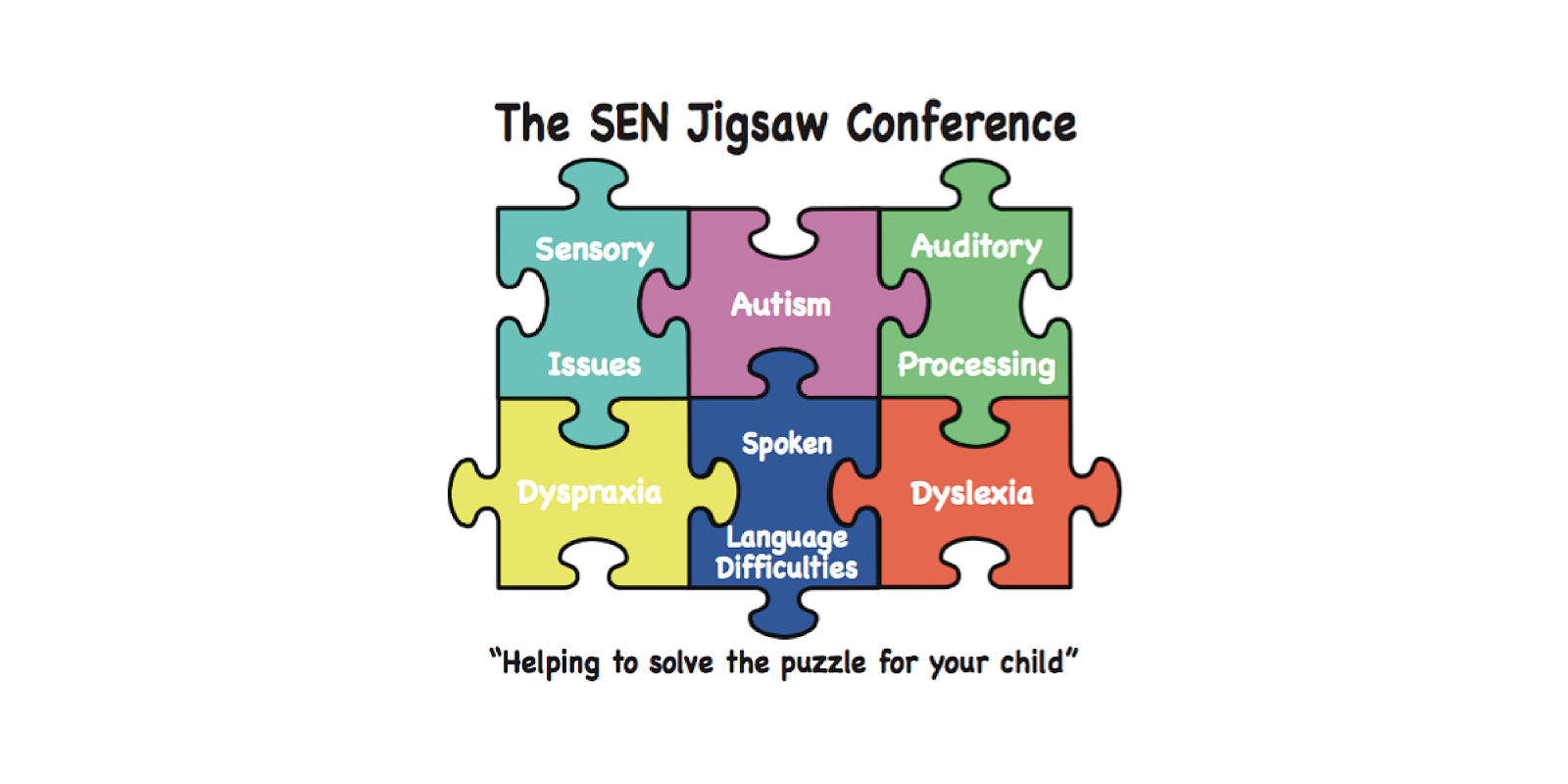 The SEN Jigsaw Conference 2018