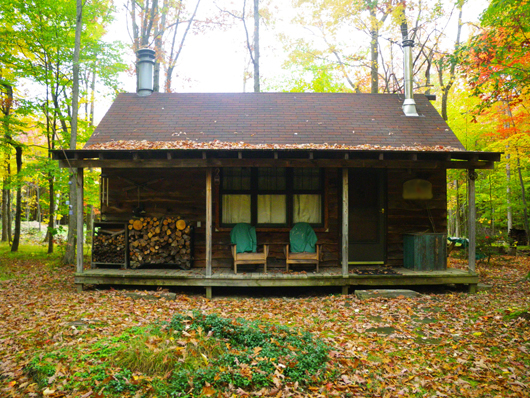 Tbpd autumn cabin upstate new york 10 for Upstate new york cabin