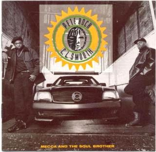 Pete Rock & C.L. Smooth - Mecca And The Soul Brother (1992)