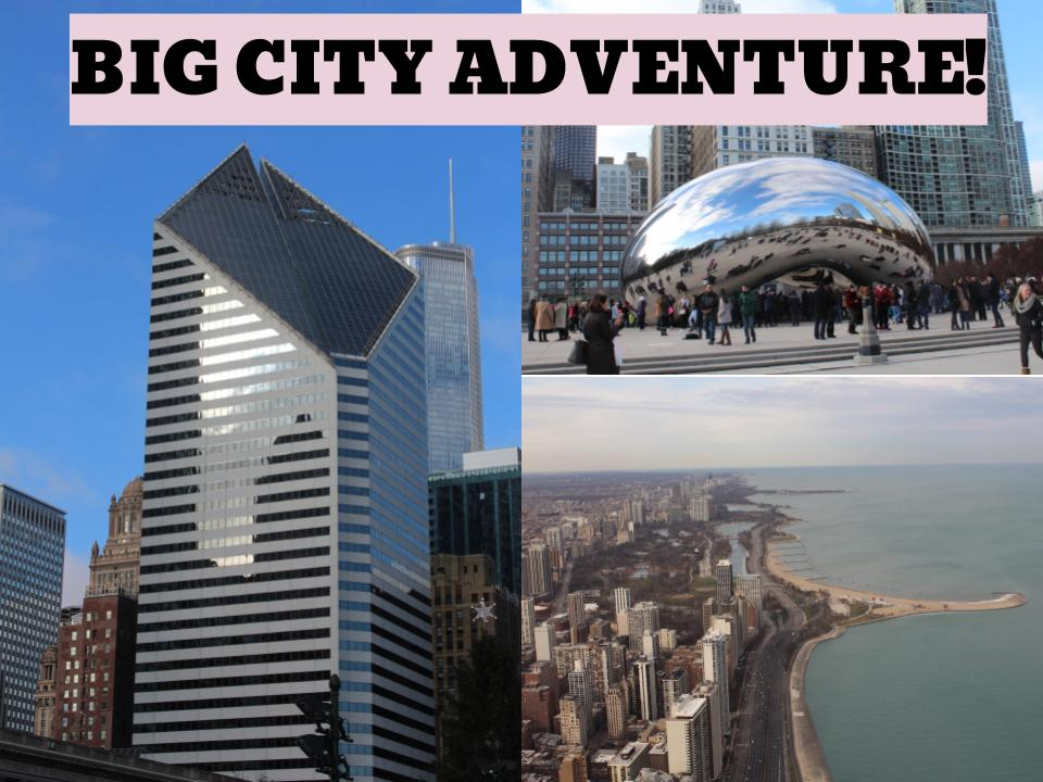 Big City Adventure!