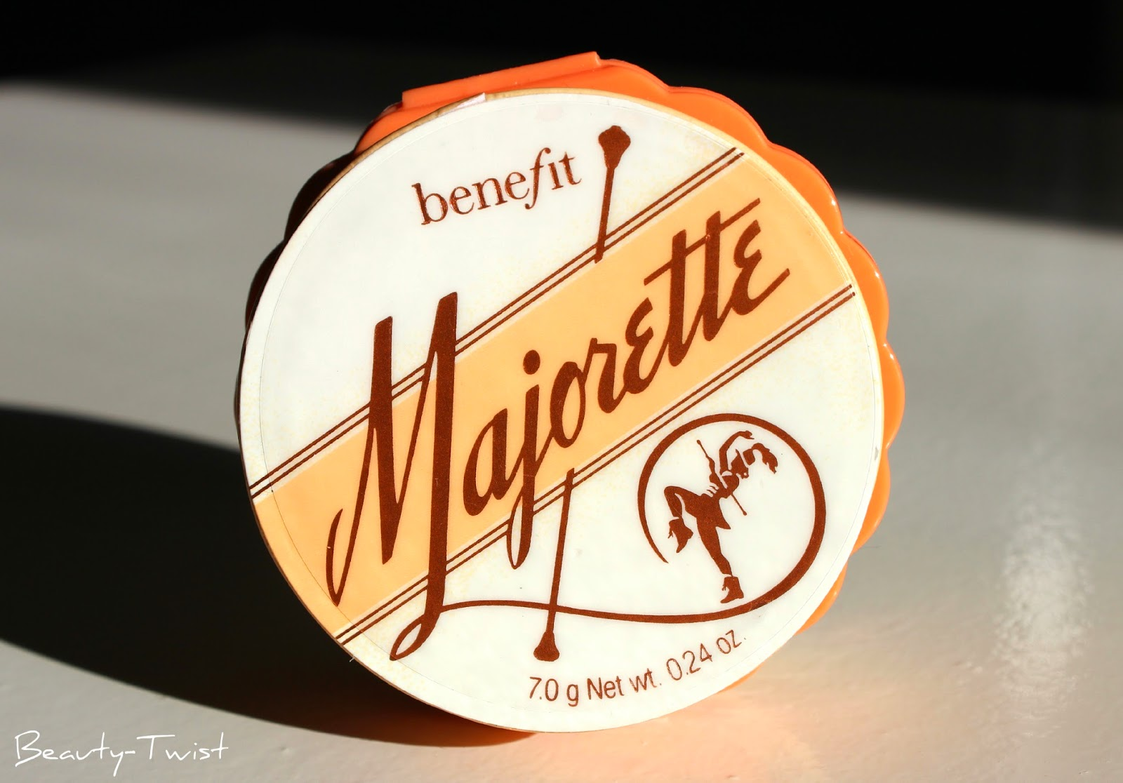 Benefit Majorette Cream Blush Review & Swatches