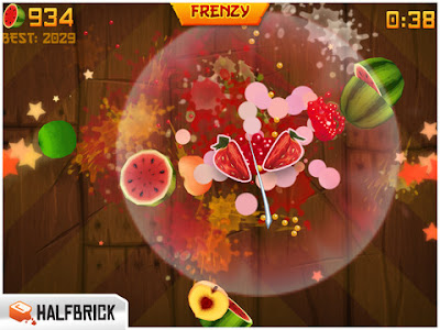 Fruit Ninja v1.8.6 Hack Unlimited StarFruit All Android Devices