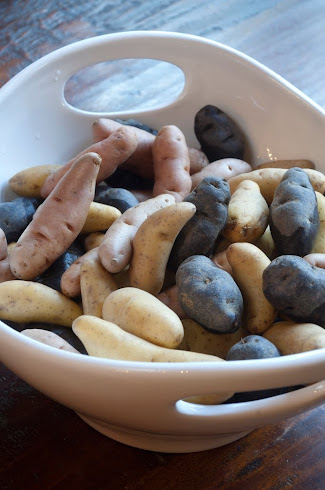 FINGERLING POTATOES