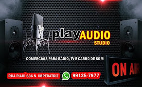 Play áudio