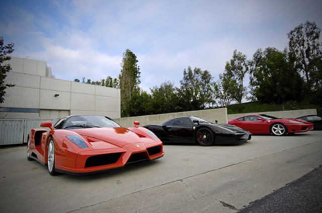 Gambar Mobil Sport Ferrari Enzo 11