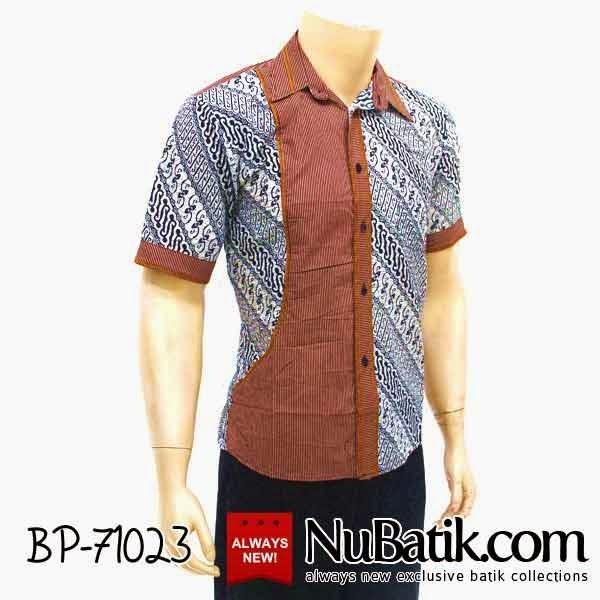 Jual Baju Batik Pria