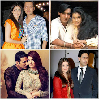 Bollywood Married Couple
